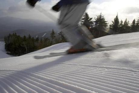 Snowmaking technology is ever evolving, with mountains quickly falling behind.